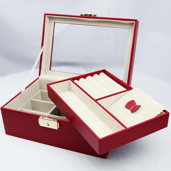 喜寿祝いに名入れジュエリーボックス